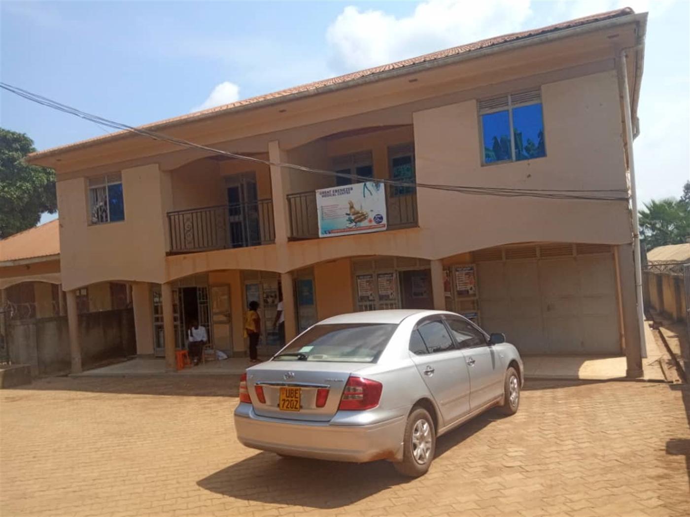 Commercial block for sale in Entebbe Wakiso