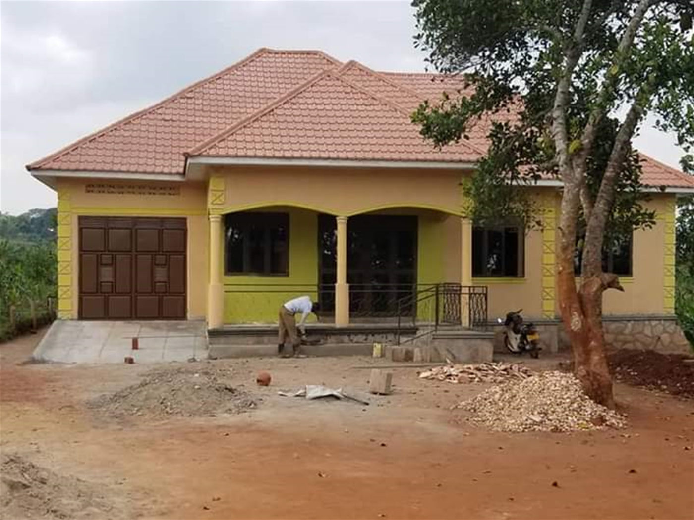 Bungalow for sale in Katende Mpigi