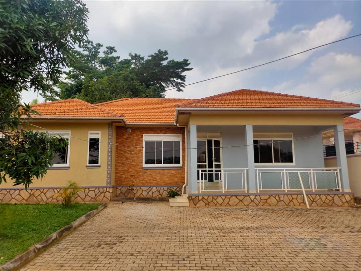 Bungalow for sale in Bweya Kampala
