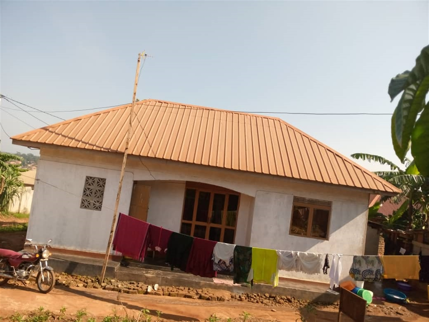 Bungalow for sale in Kawanda Kampala