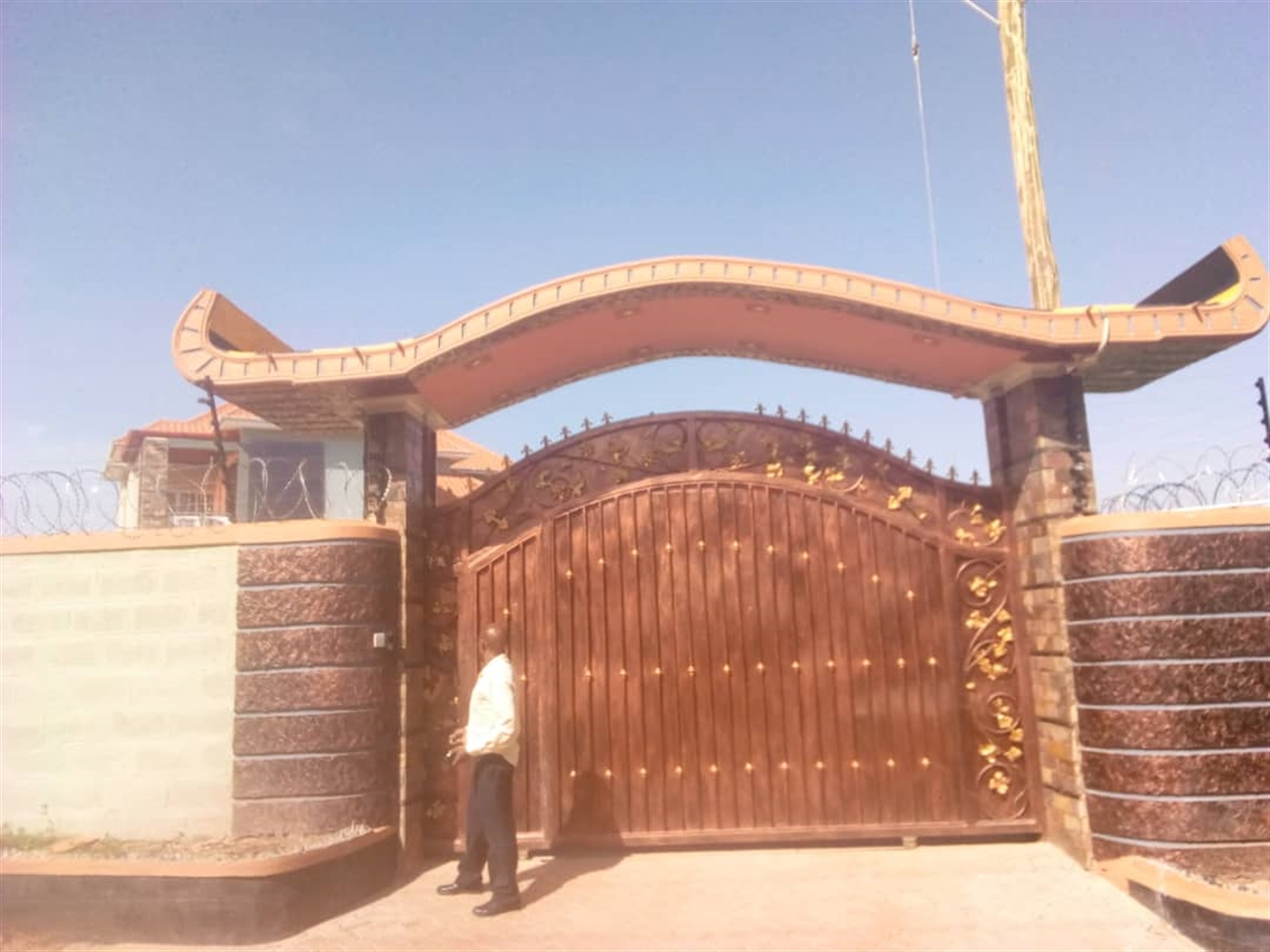 Storyed house for sale in Lungujja Kampala