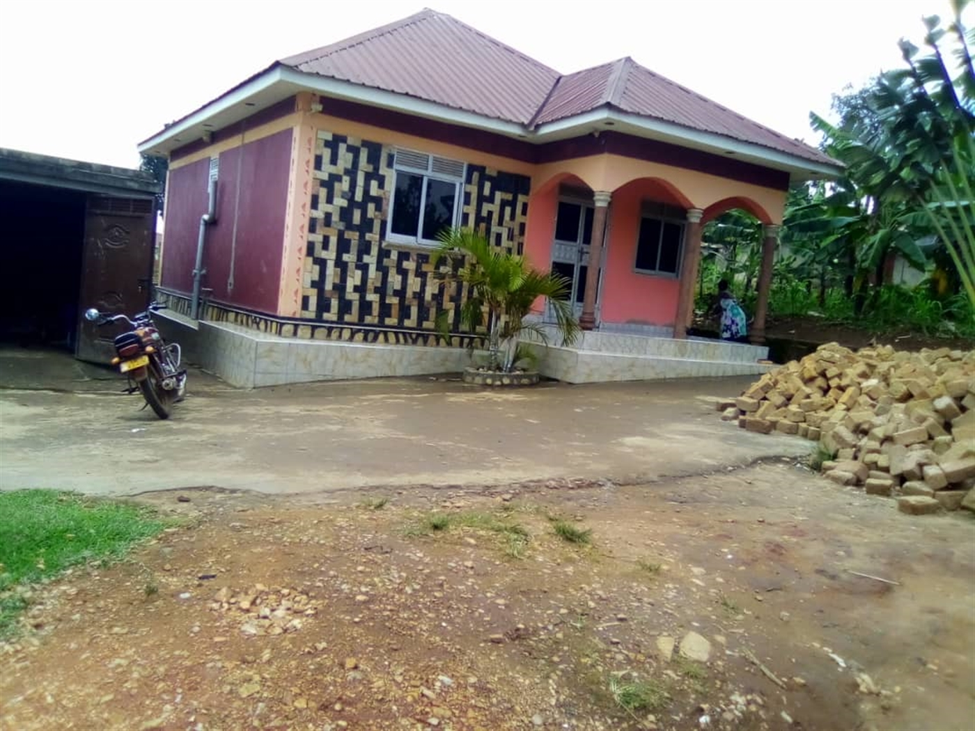 Bungalow for sale in Nasuuti Mukono