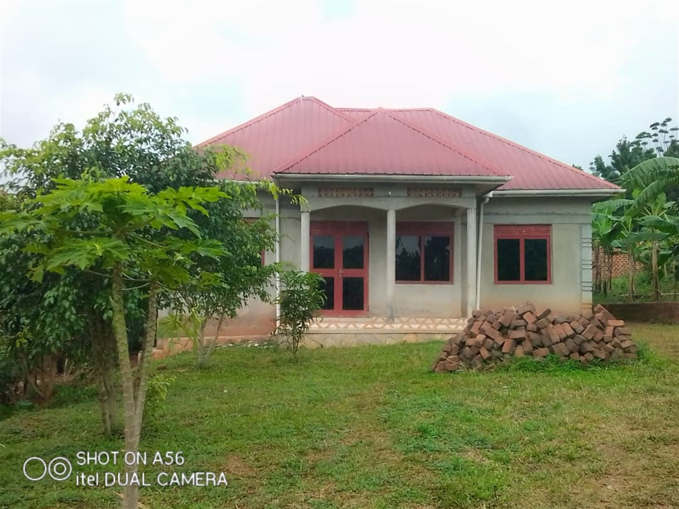 Bungalow for sale in Kalagala Mpigi