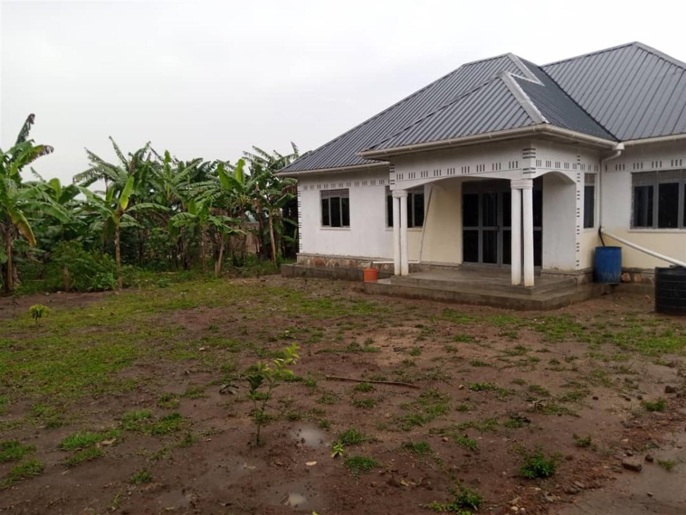 Bungalow for sale in Nakukuba Wakiso