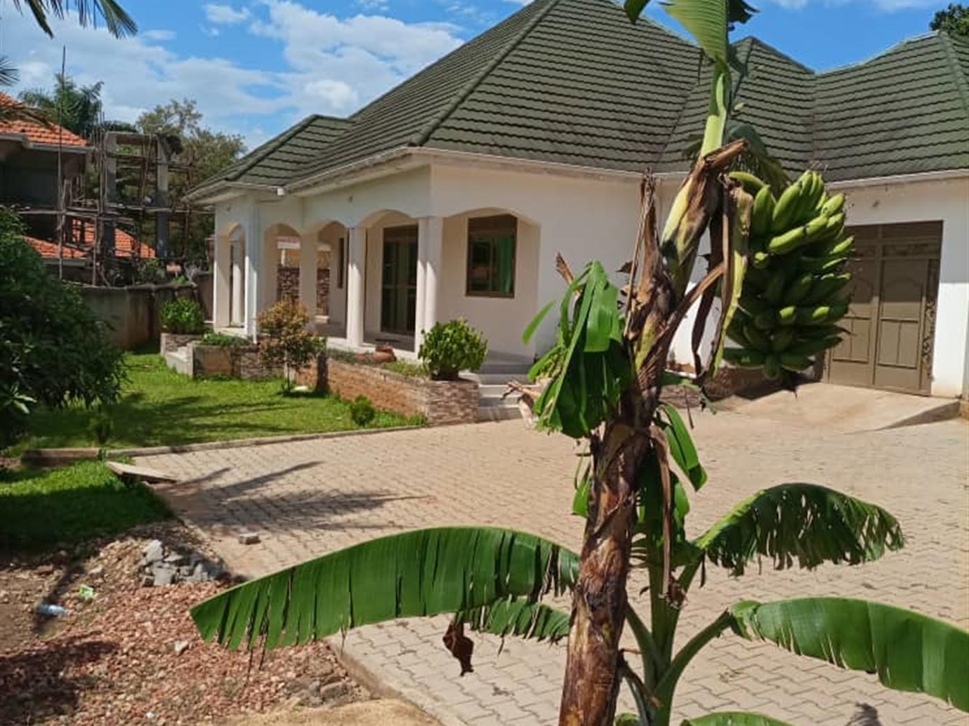 Bungalow for sale in Bbunga Kampala