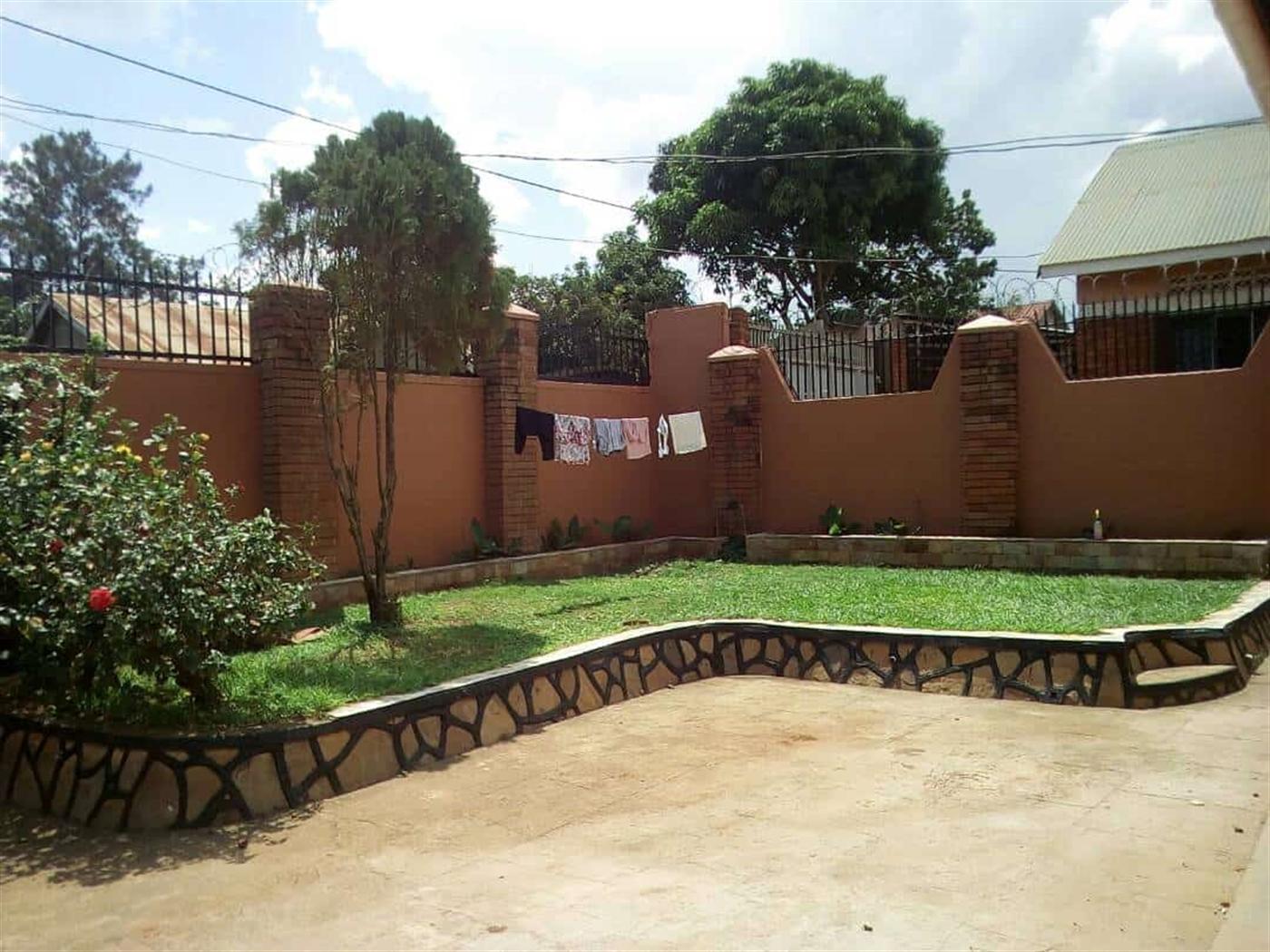 Bungalow for sale in Kireka Wakiso