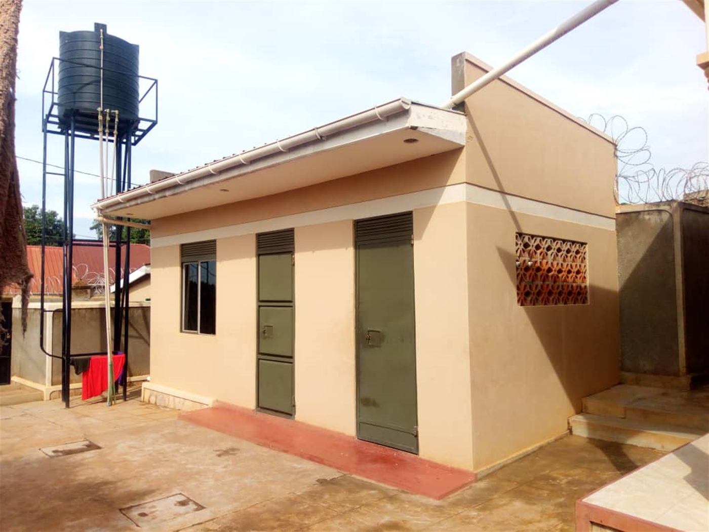 Bungalow for sale in Namugogo Wakiso