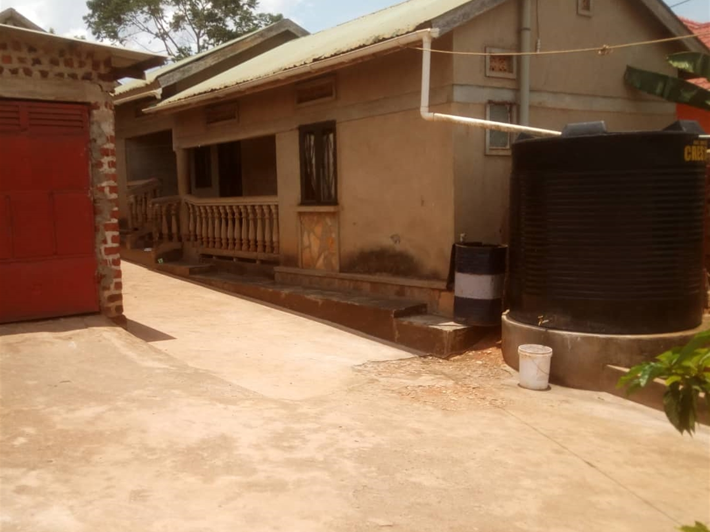 Bungalow for sale in Kiwanga Mukono
