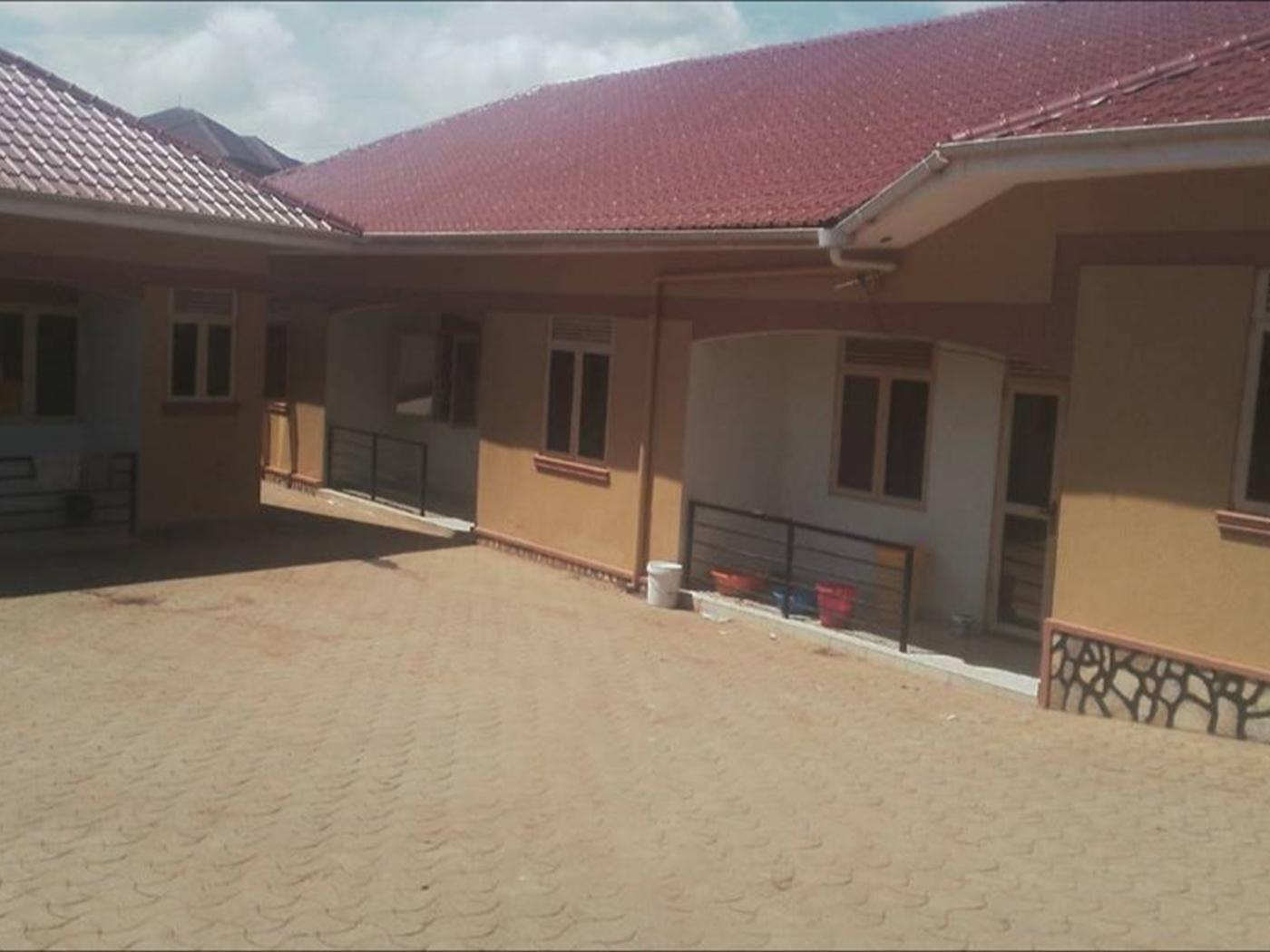 Semi Detached for sale in Buwaate Wakiso
