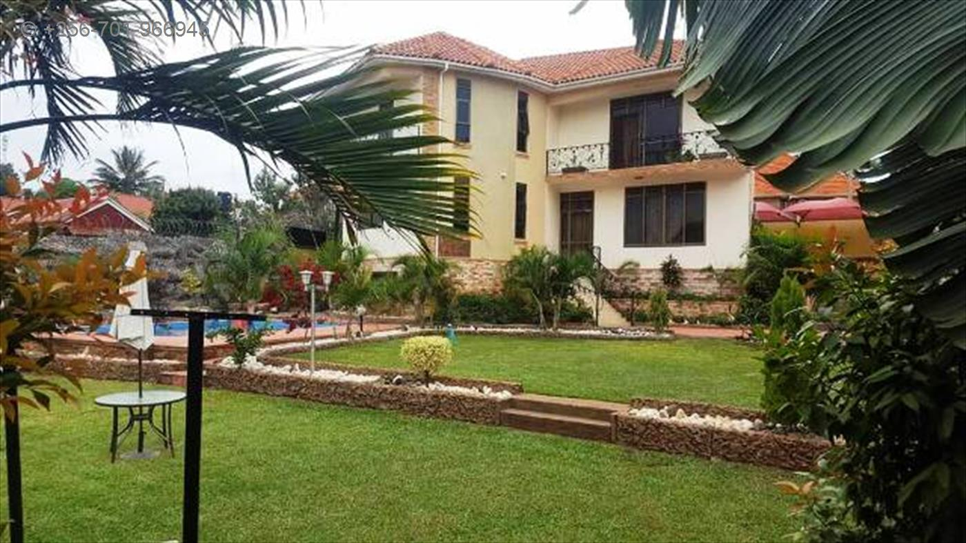 Mansion for sale in Bukoto Kampala