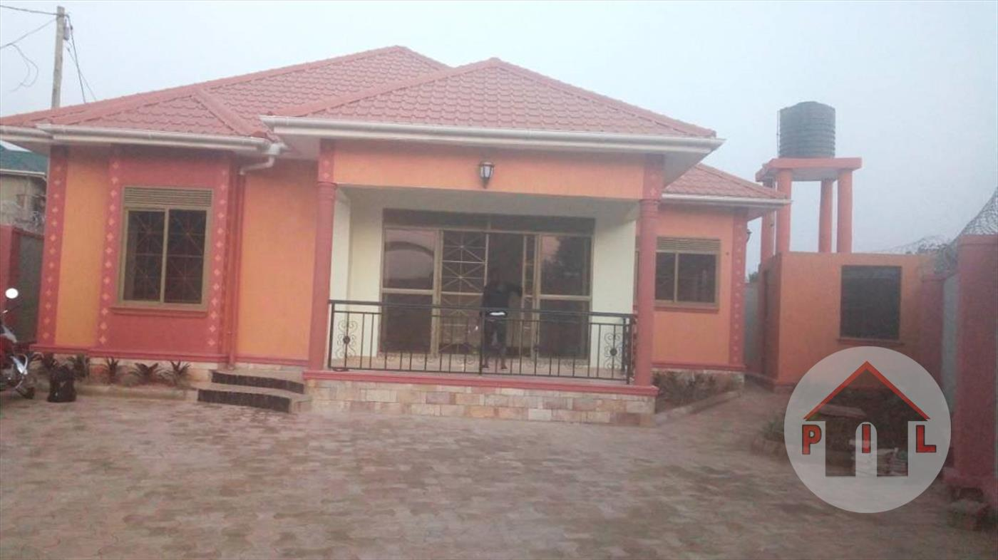 Bungalow for sale in Kyaliwjjara Wakiso