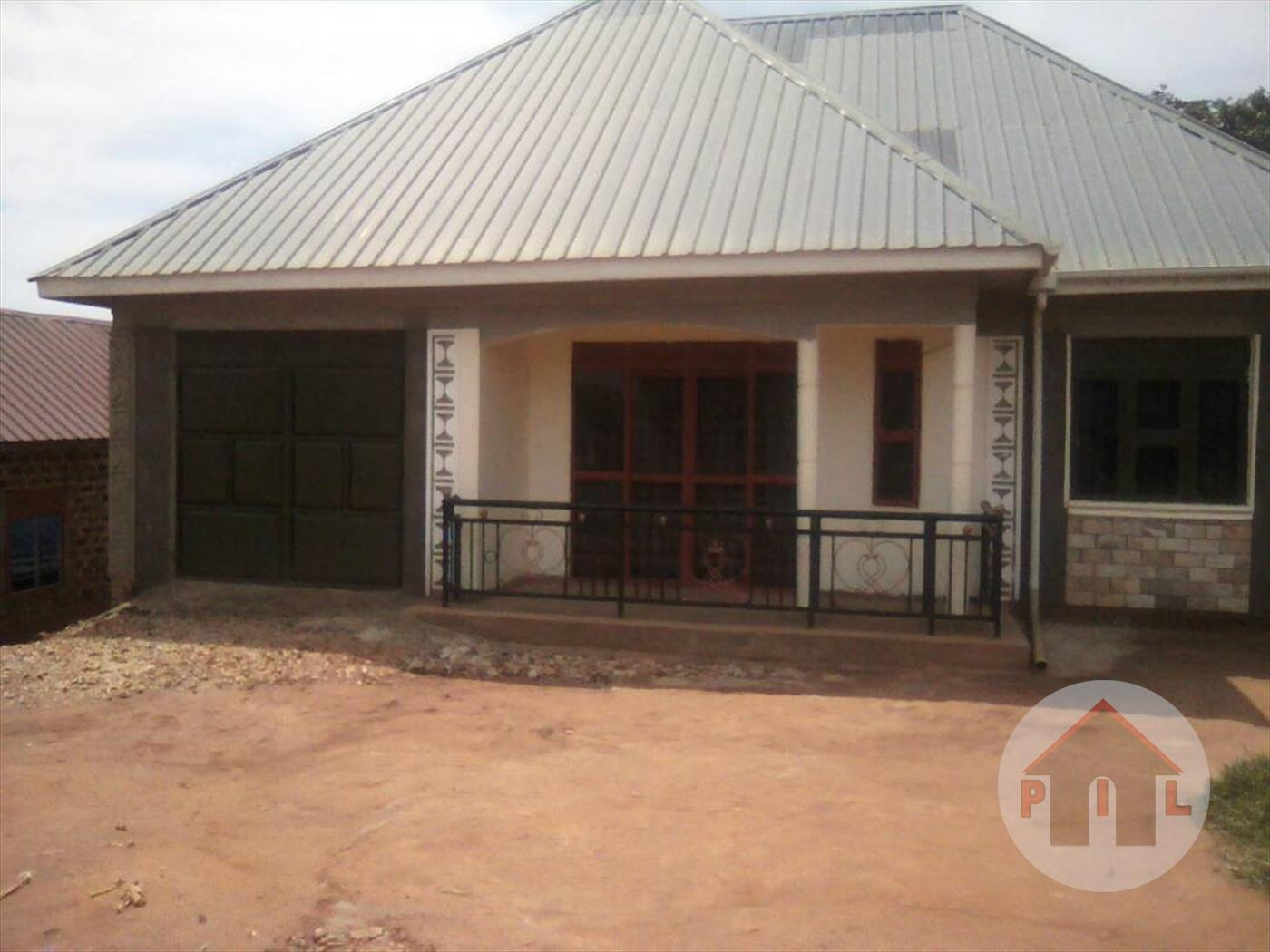 Bungalow for sale in Nsangi Mityana