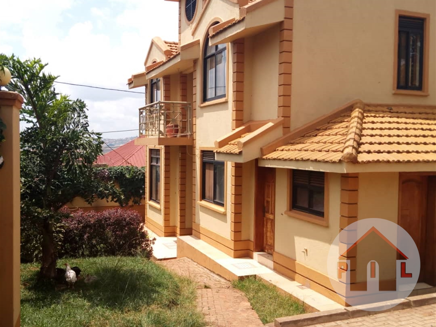 Mansion for sale in Bweyogerere Wakiso