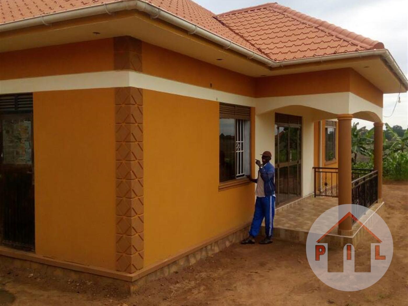 Bungalow for sale in Nangabo Kampala