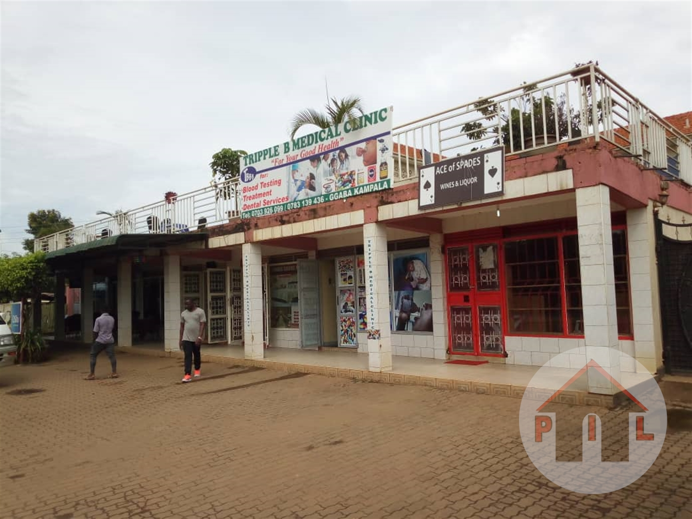 Hotel for sale in Gaba Wakiso