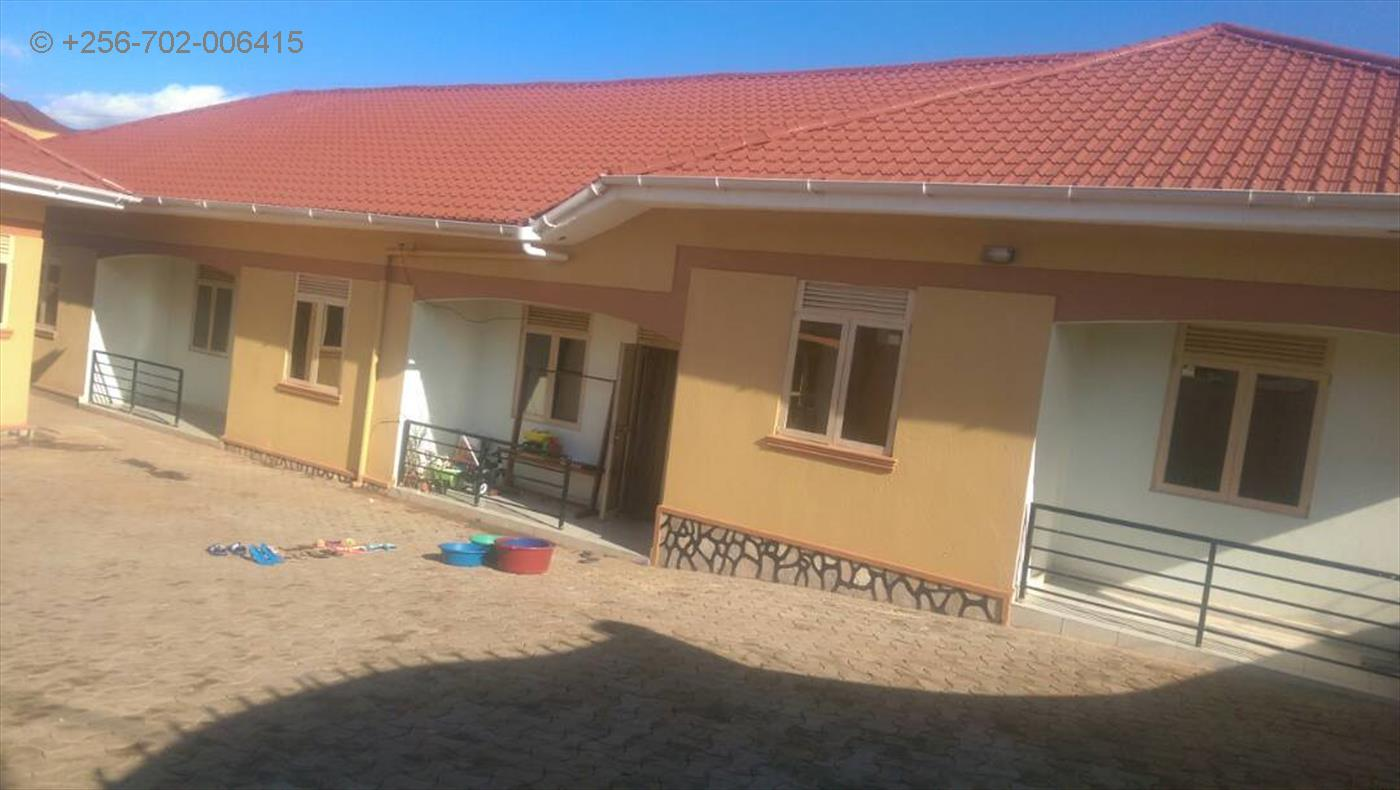 Semi Detached for sale in Buwaate Wakiso