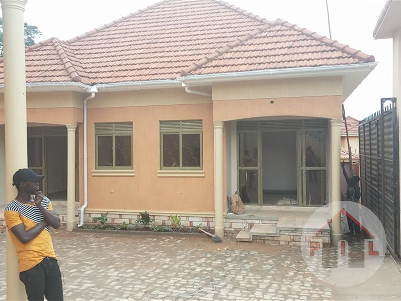 Semi Detached for sale in Najjeera Kampala