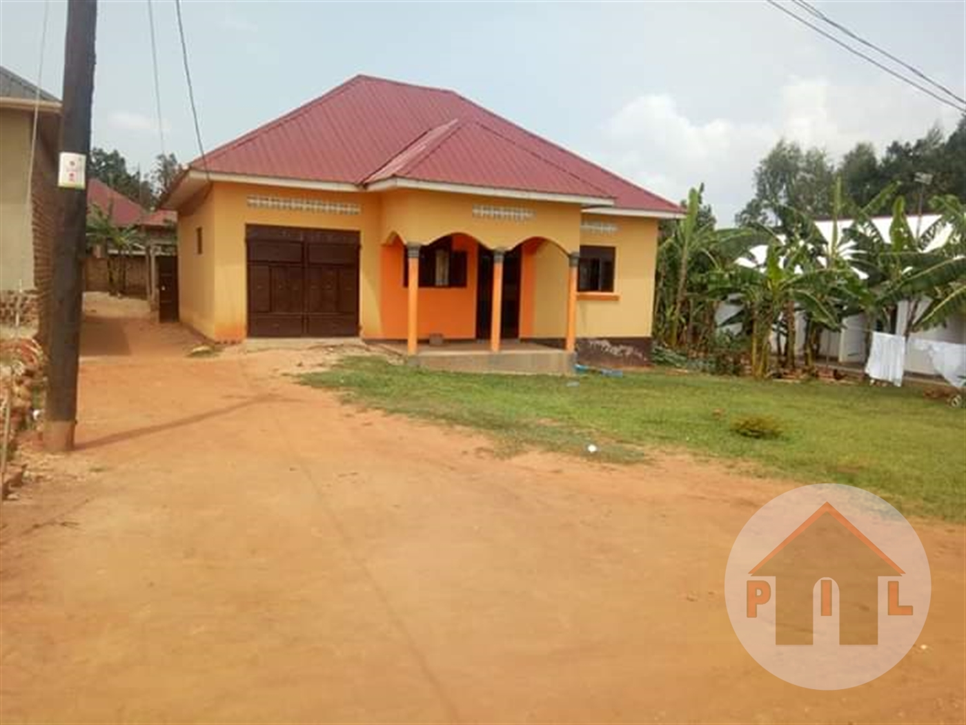 Bungalow for sale in Buwambo Wakiso