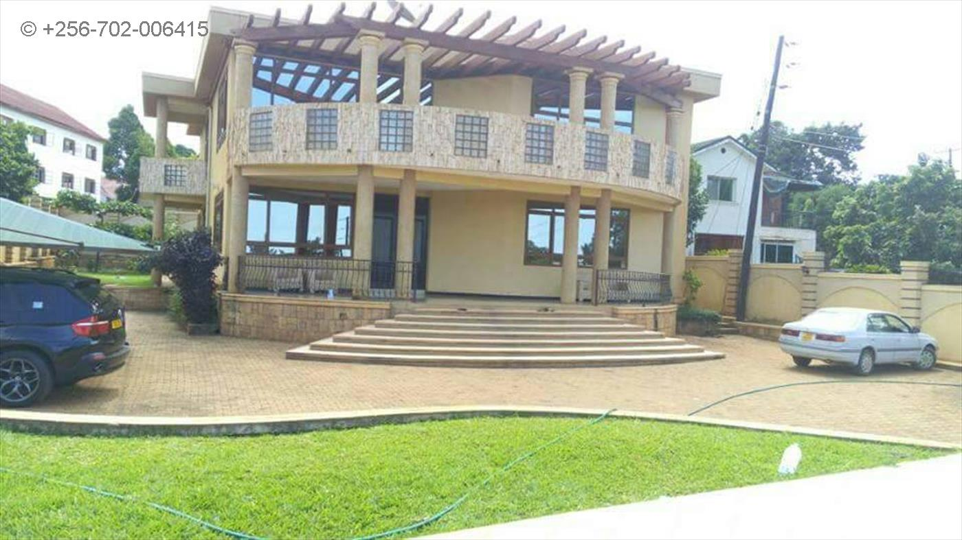 Villa for sale in Namulanda Wakiso