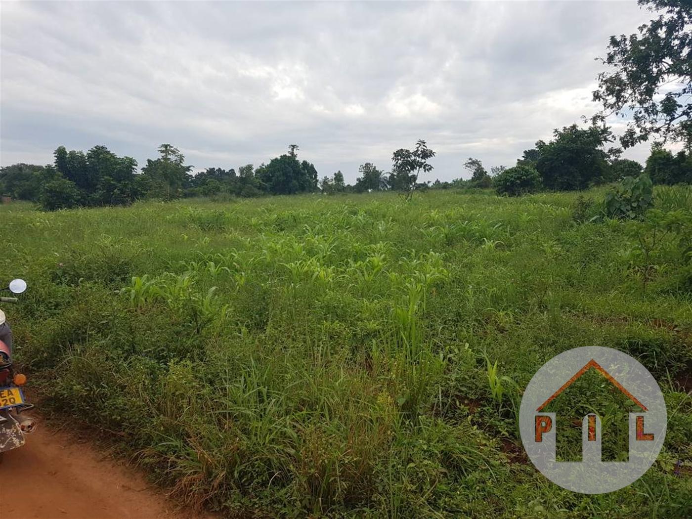 Residential Land for sale in Wanonda Luwero