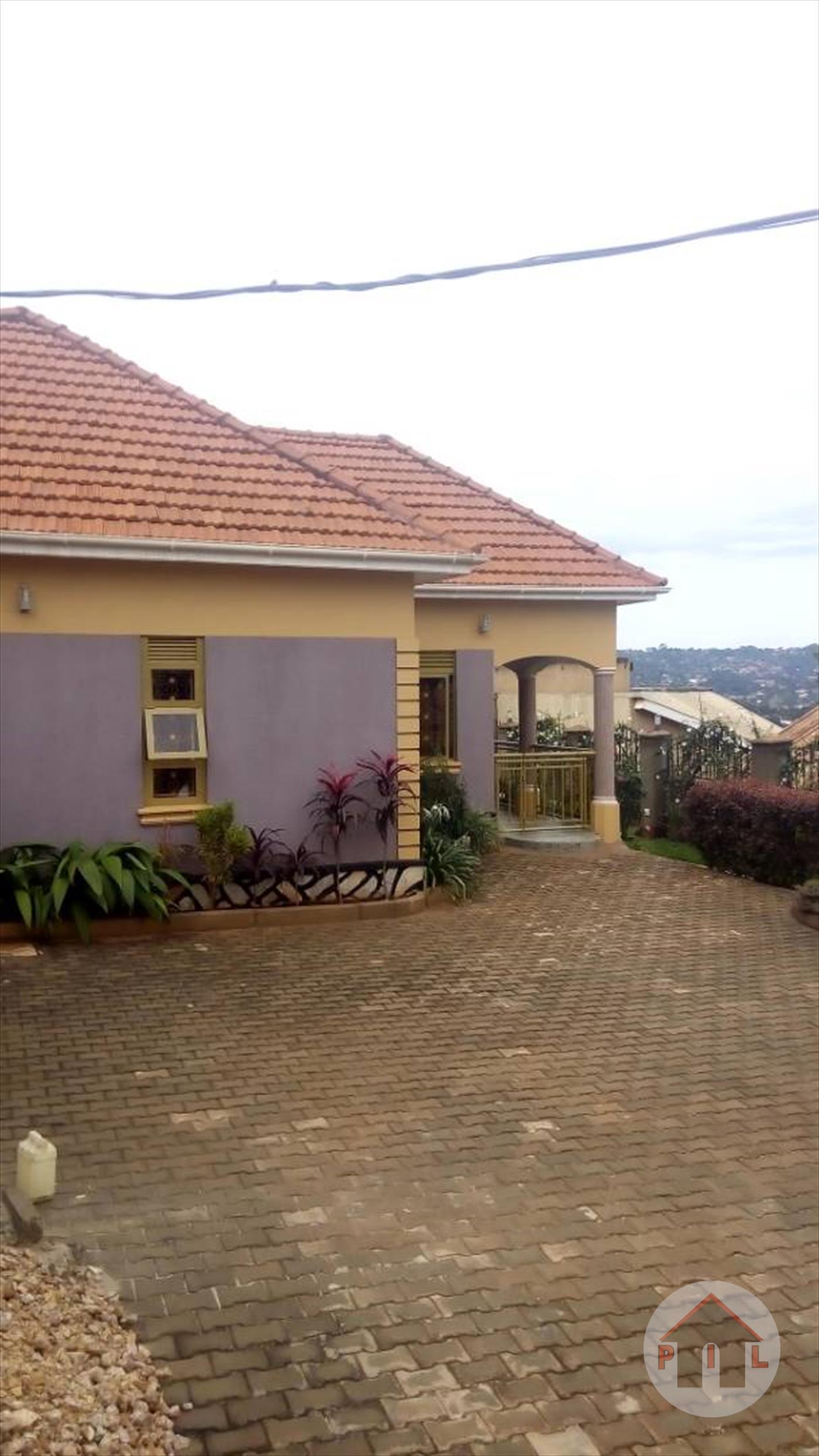 Bungalow for sale in Nateete Kampala