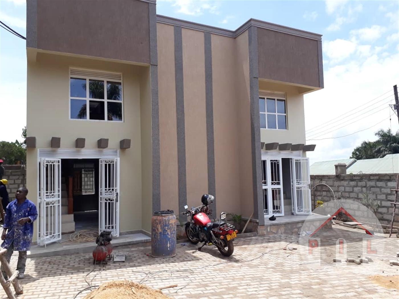 Duplex for sale in Muyenga Kampala
