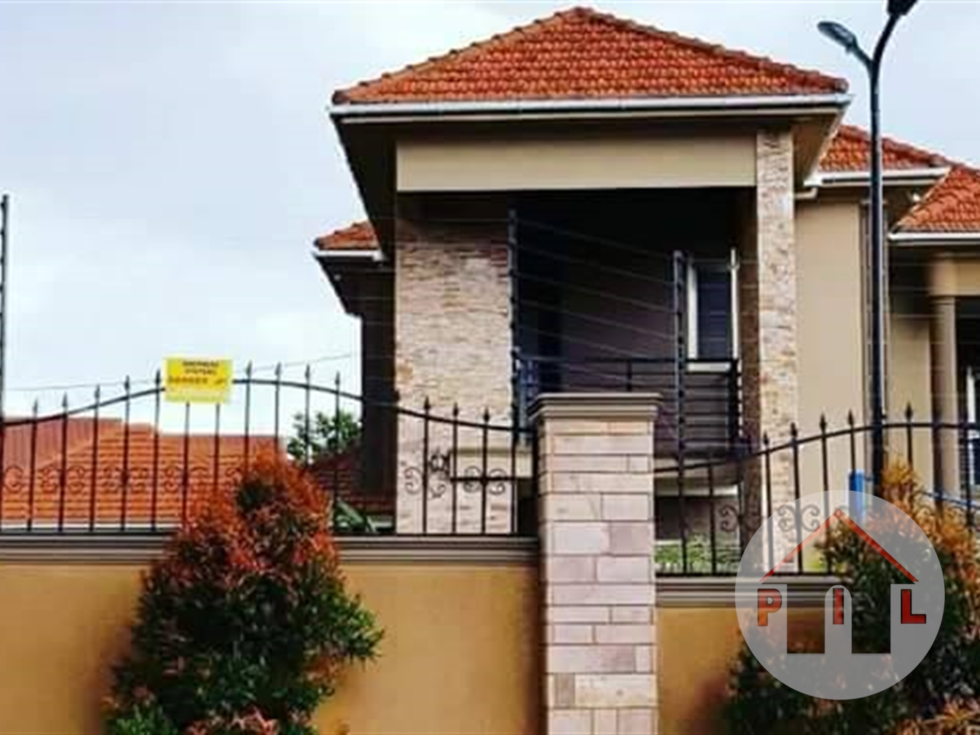Mansion for sale in Najjera Kampala