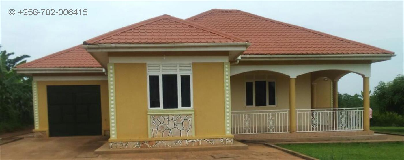Bungalow for sale in Naluvule Wakiso
