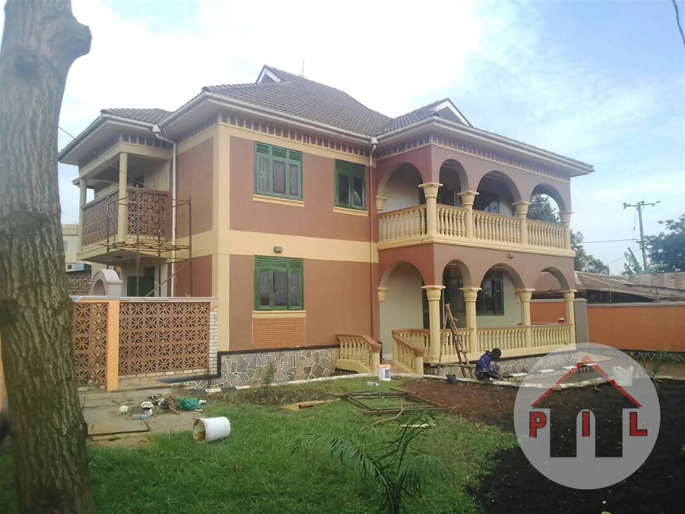 Mansion for sale in Kibuli Kampala