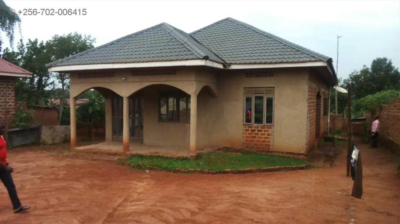 Bungalow for sale in Wakiso Wakiso