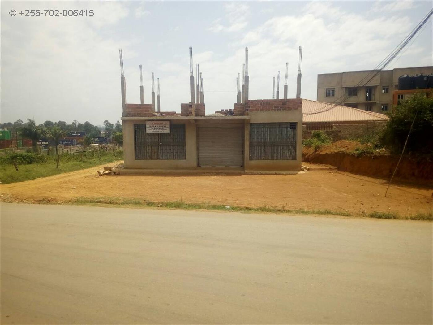 Commercial block for sale in Namugongo Wakiso
