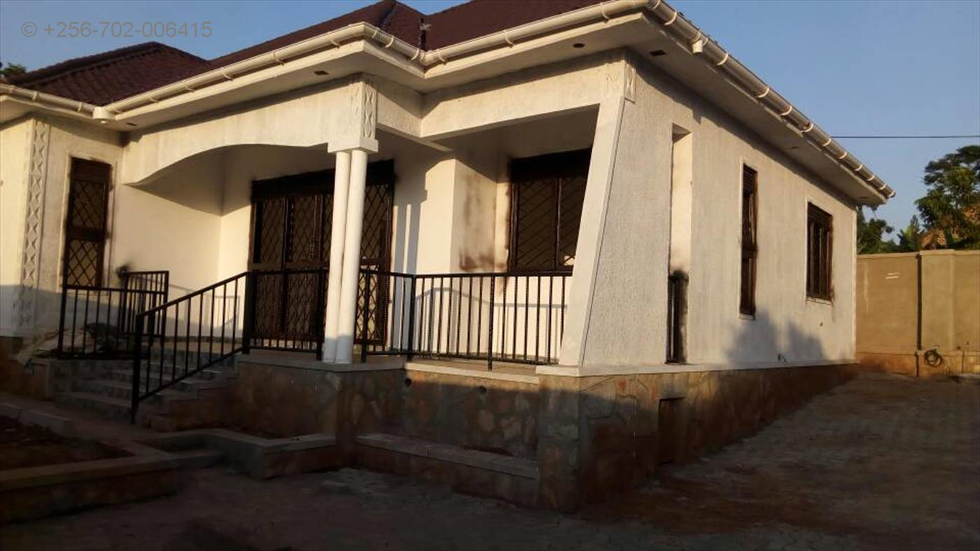 Bungalow for sale in Komamboga Kampala