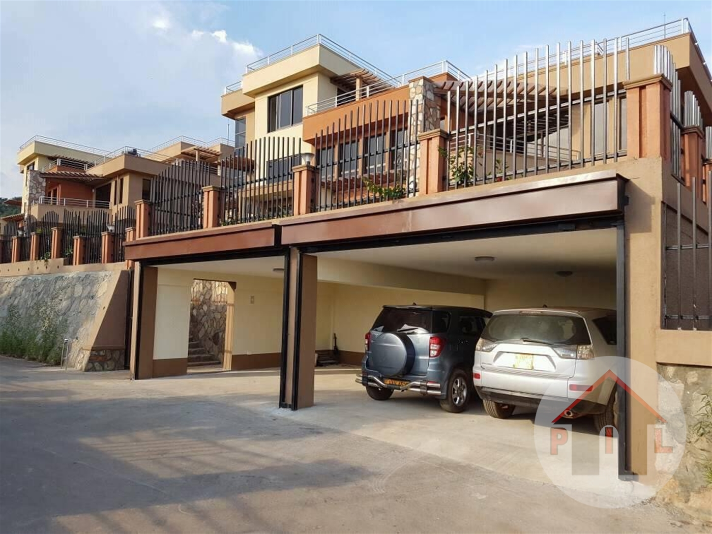 Mansion for sale in Buziga Kampala