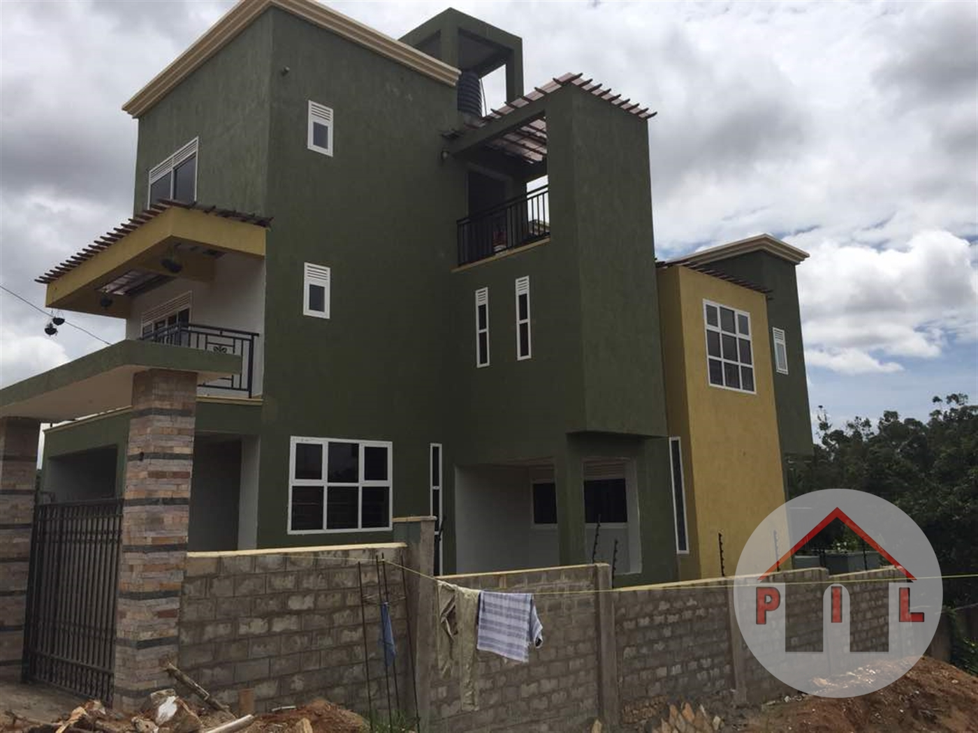 Mansion for sale in Naalya Kampala