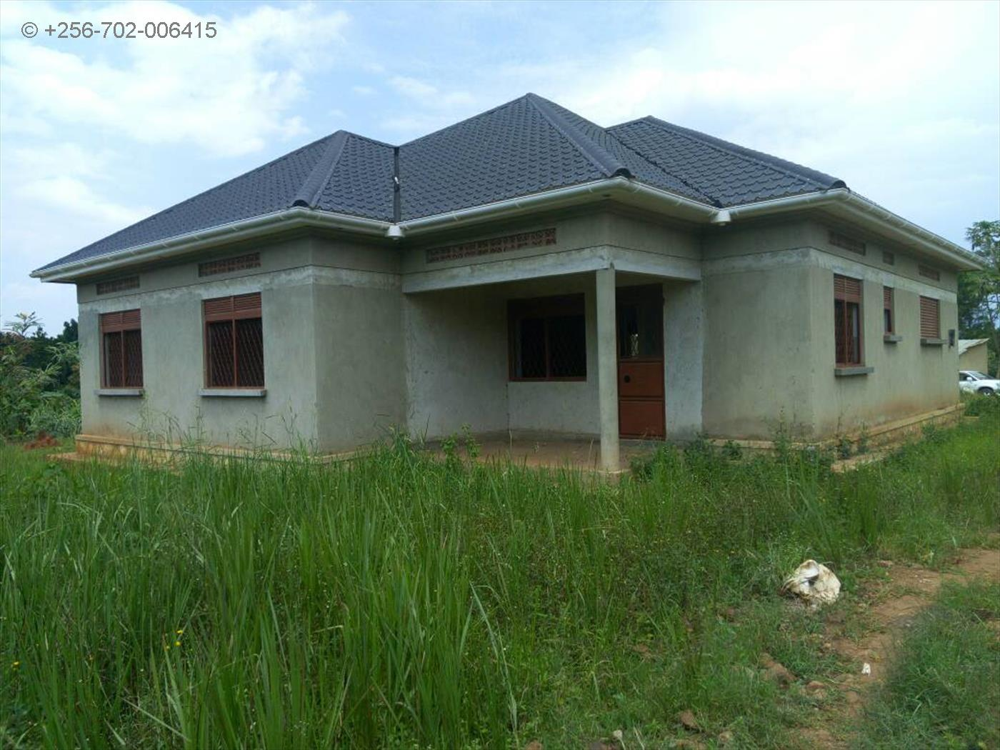 Bungalow for sale in Kijabijo Wakiso