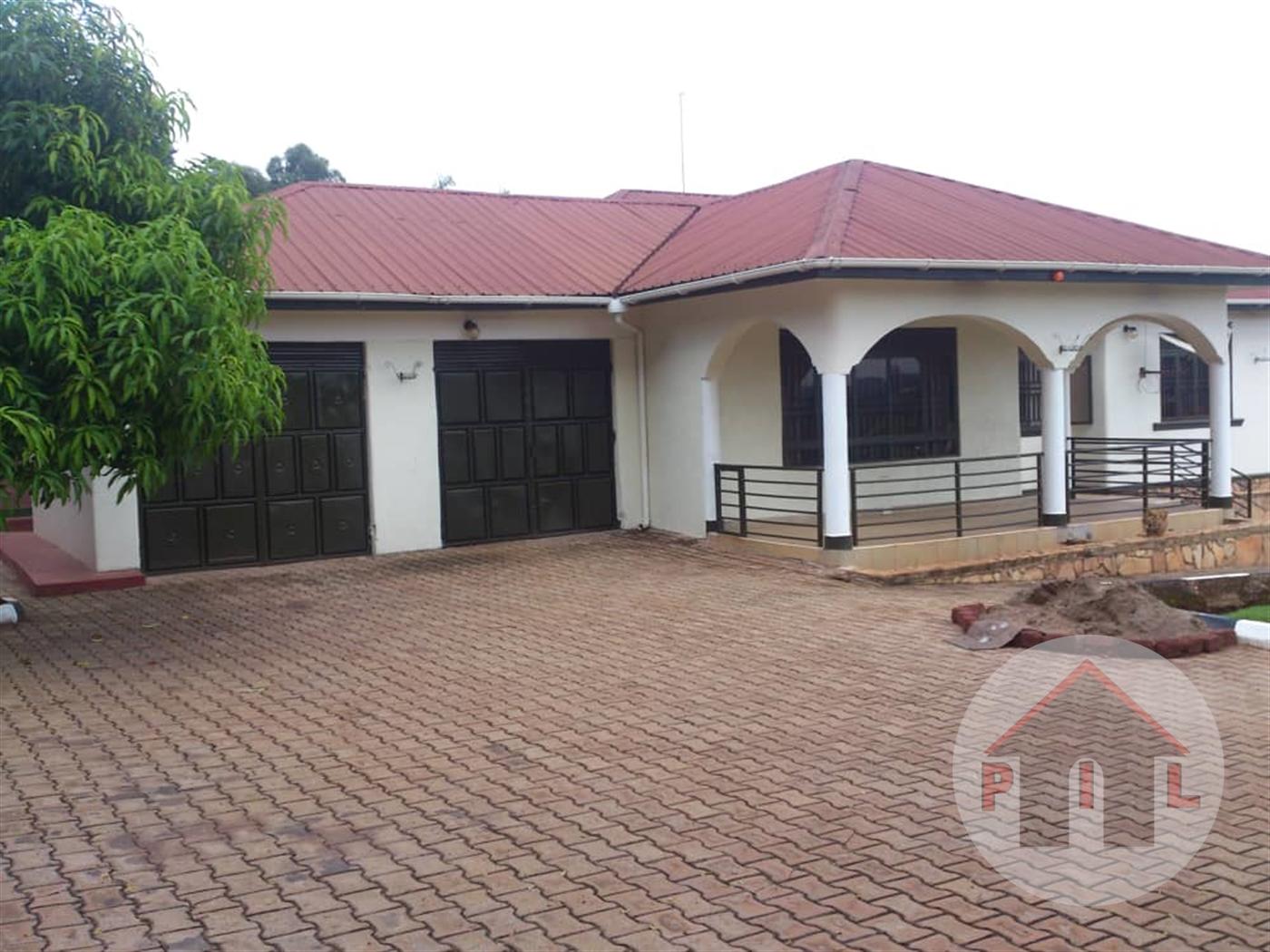 Bungalow for rent in Kanyaya Wakiso