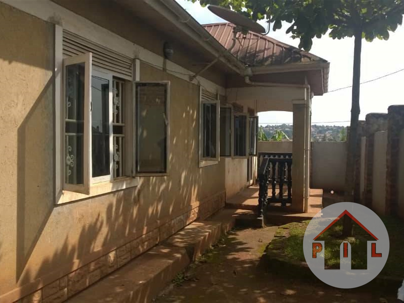 Bungalow for sale in Seeta Wakiso
