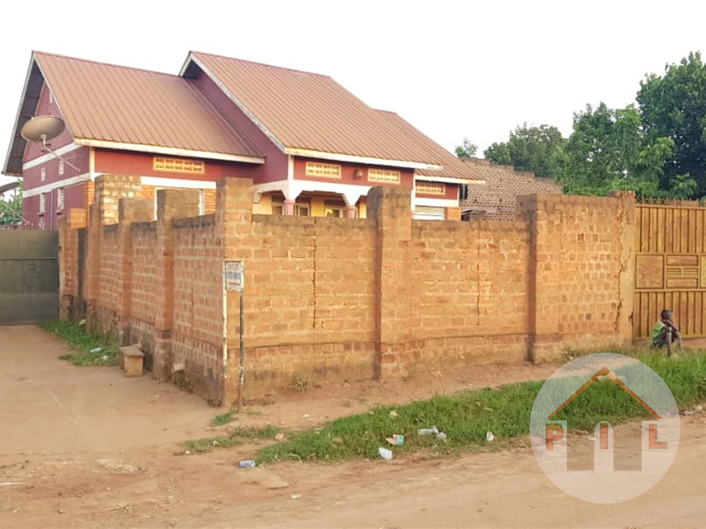 Bungalow for sale in Kiwanga Wakiso