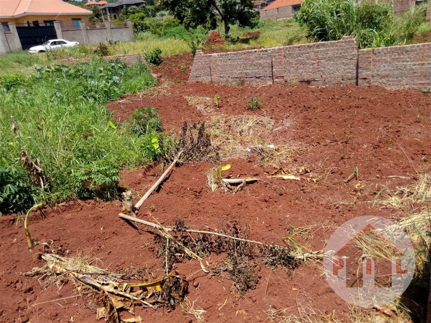Residential Land for sale in Bwebajja Wakiso