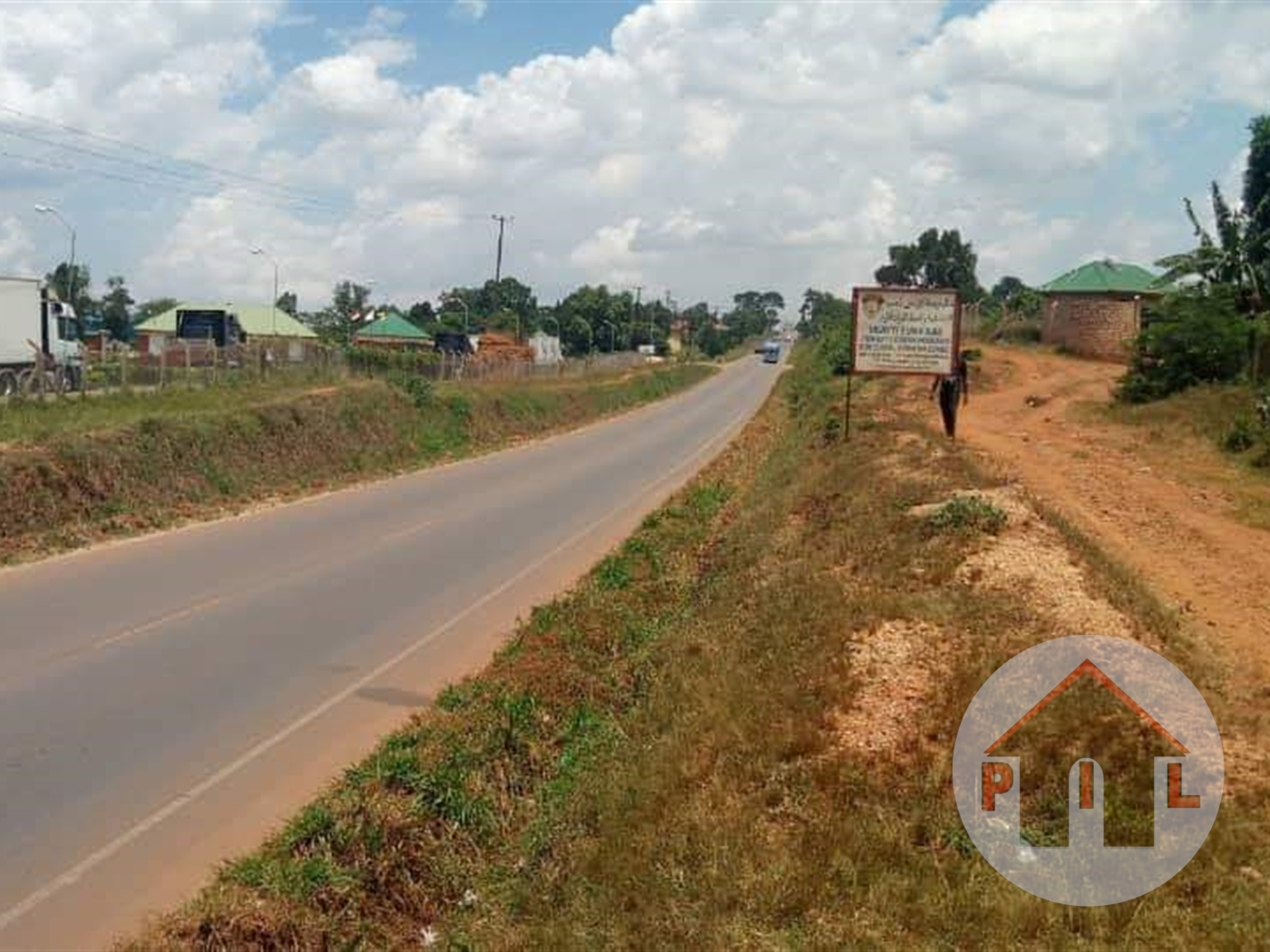 Residential Land for sale in Bombo Wakiso