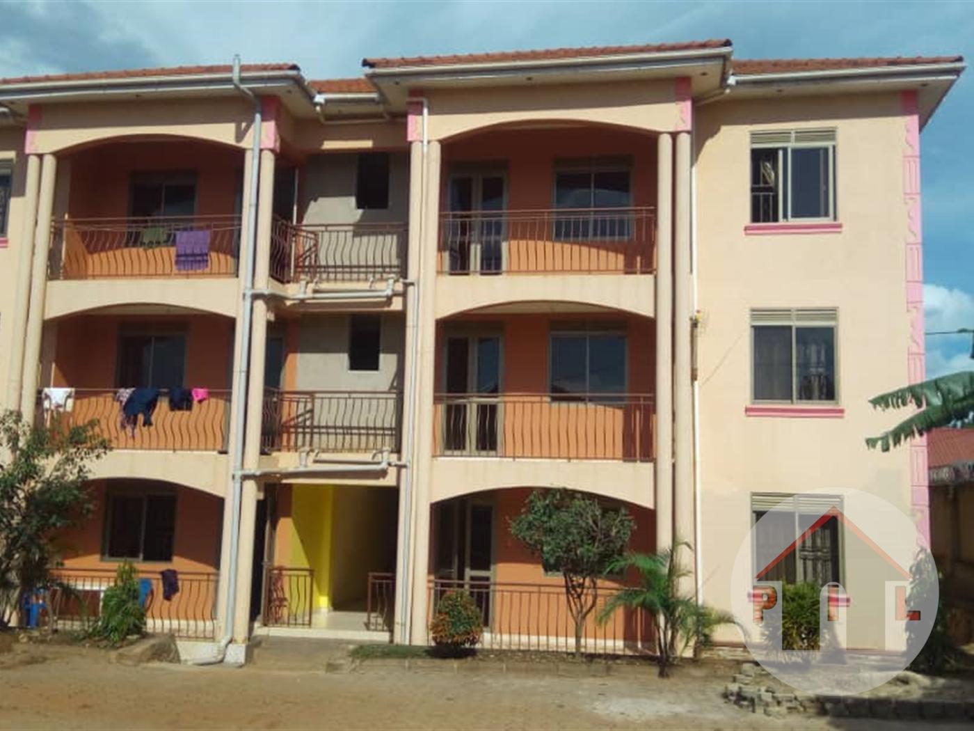 Apartment for sale in Kiwanga Mukono
