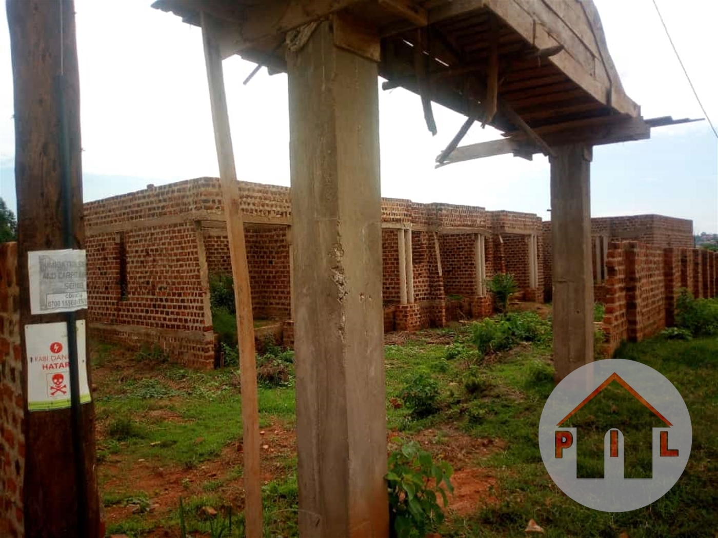 Shell House for sale in Kyanja Kampala