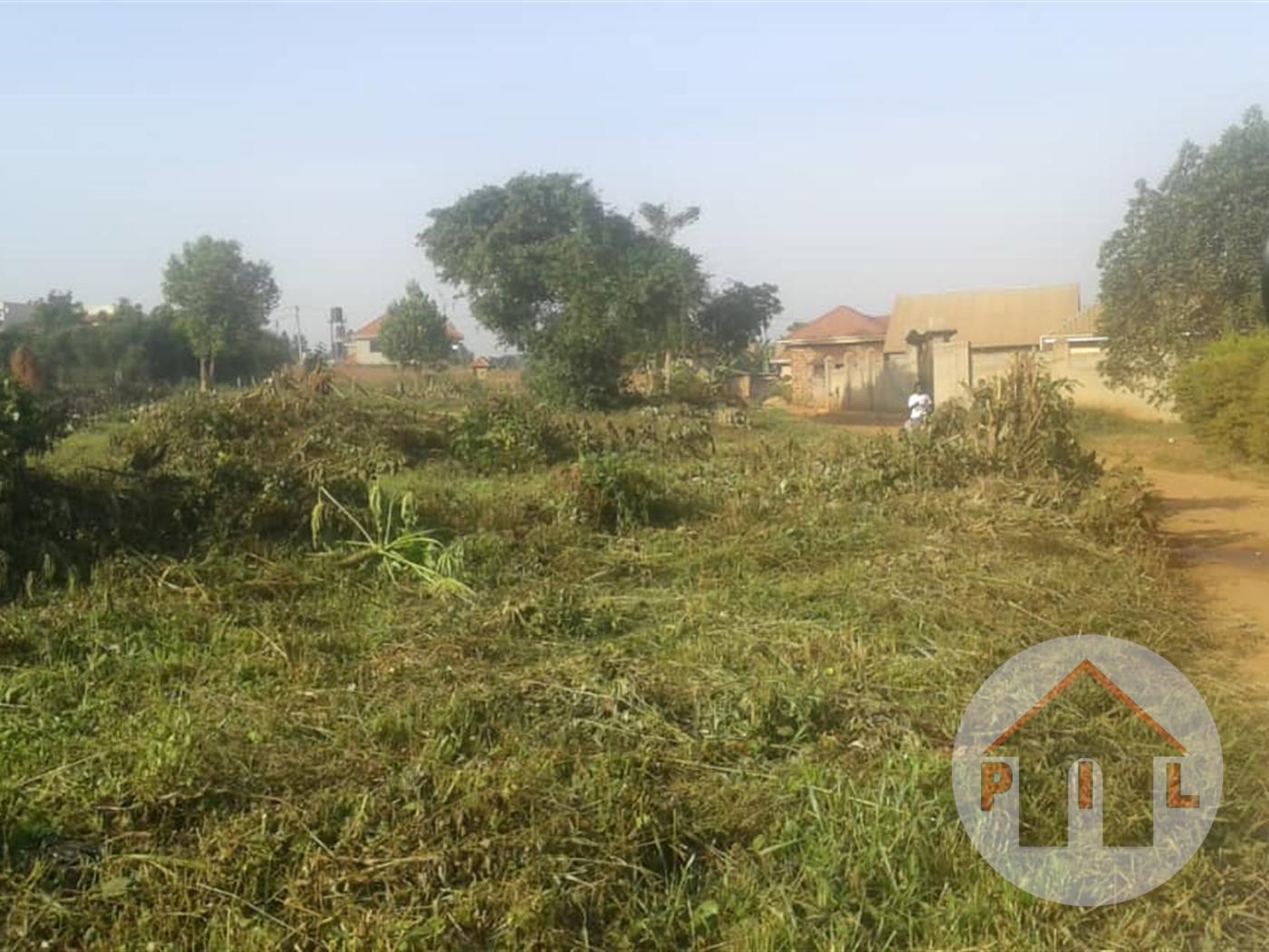 Commercial Land for sale in Kira Wakiso