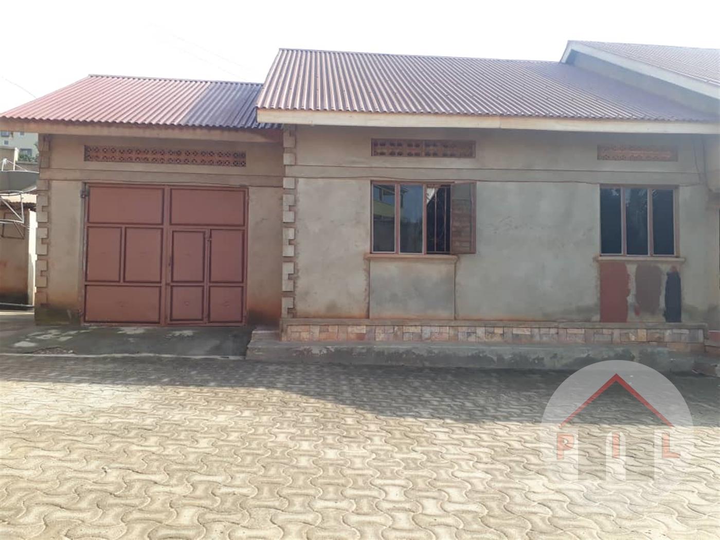 Bungalow for sale in Nanganda Wakiso