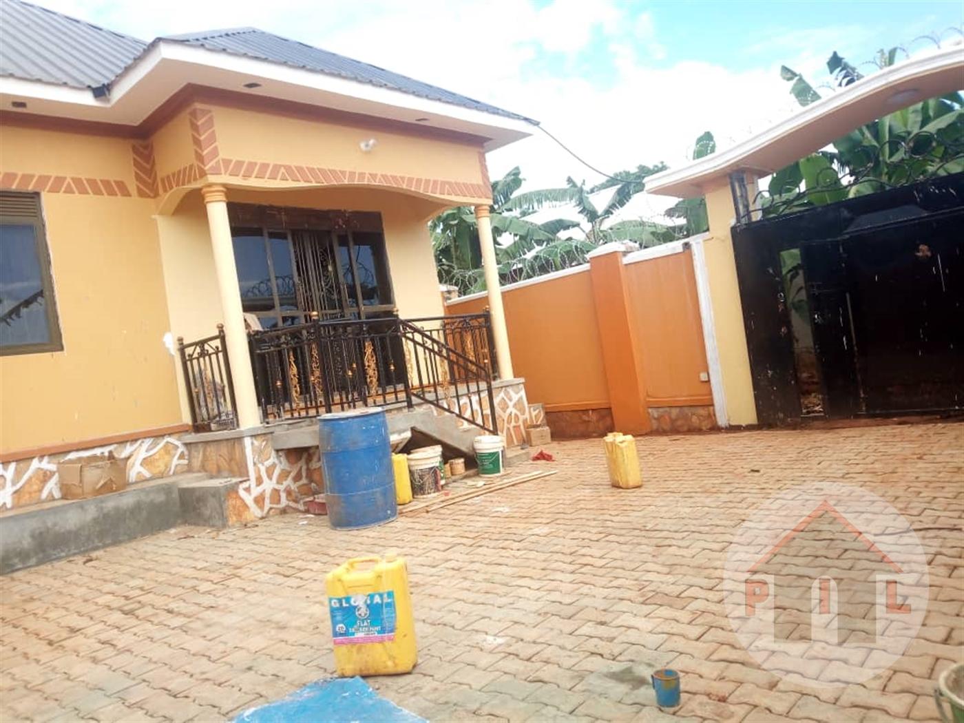 Bungalow for sale in Kigo Kampala