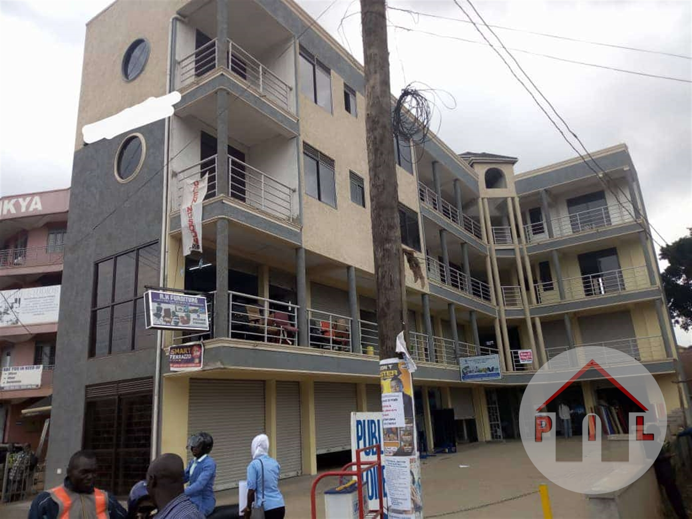Commercial block for sale in Katwe Kampala
