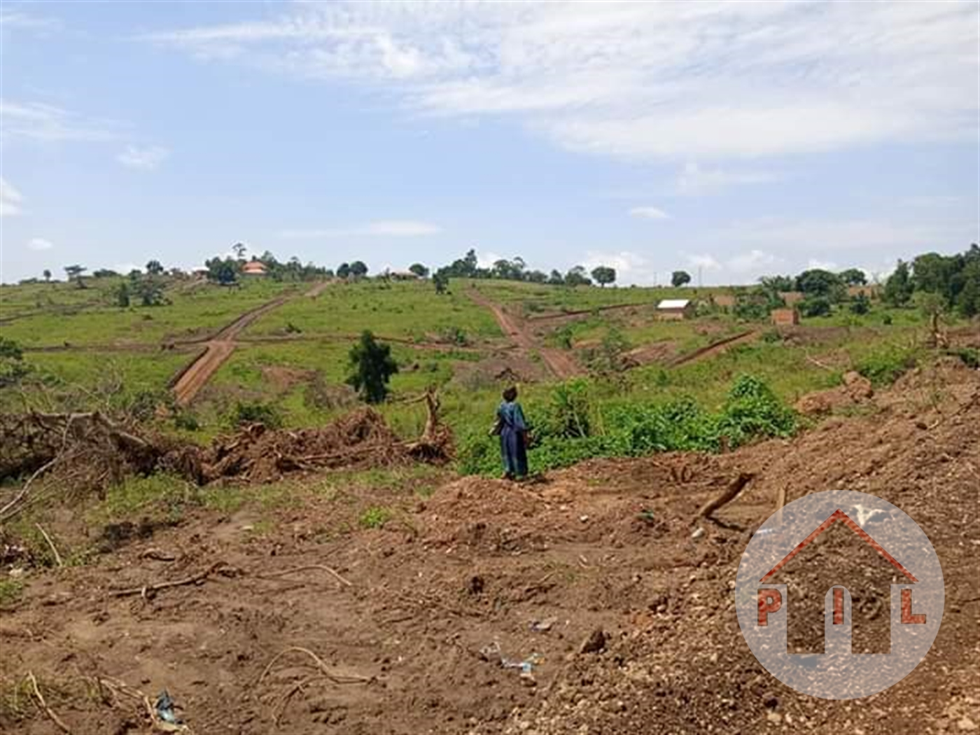 Residential Land for sale in Kikyuusa Luwero