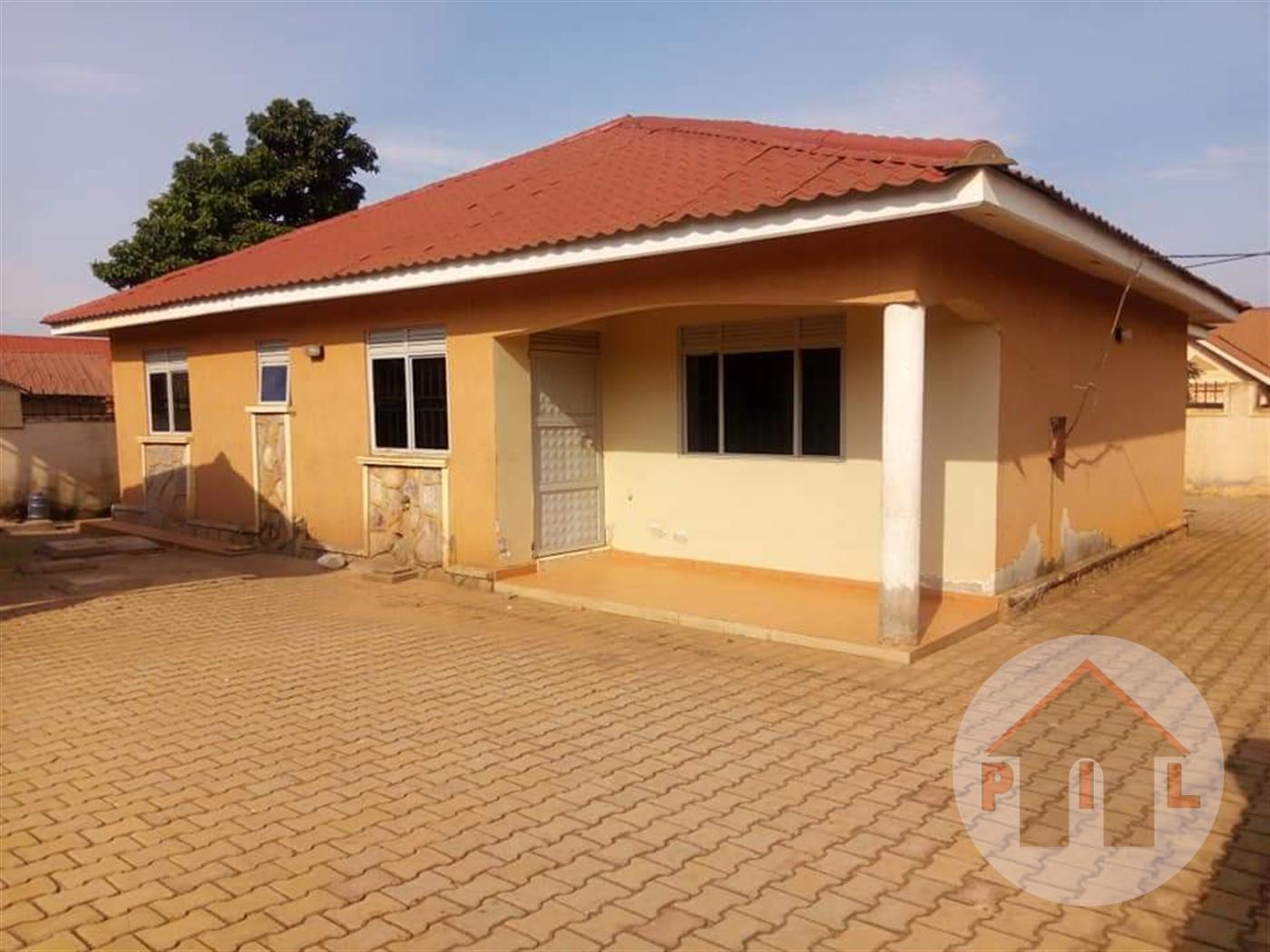 Bungalow for sale in Seeta Wakiso