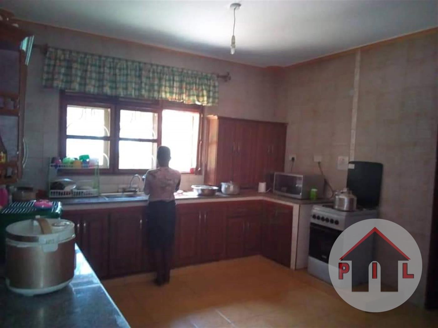 Storeyed house for sale in Katabi Wakiso