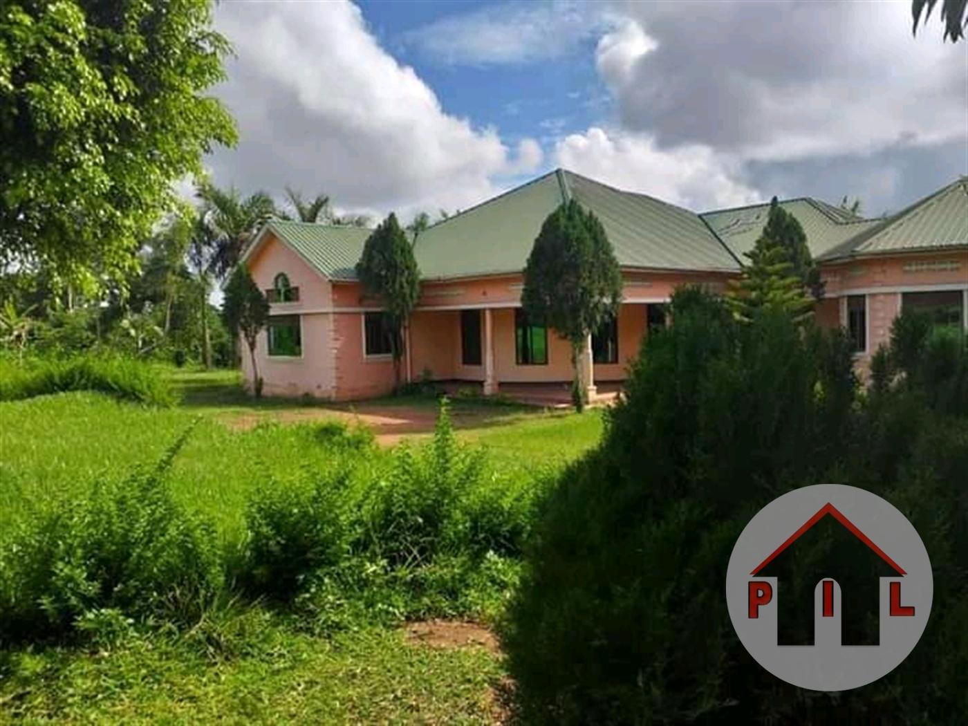 Bungalow for sale in Nakifuma Mukono